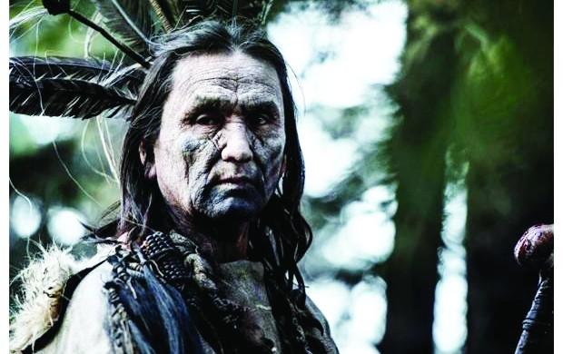 Duane Howard as Chief Elk Dog in The Revenant