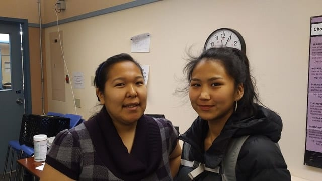 article23 inuit teaching students say loss of inuktitut in the