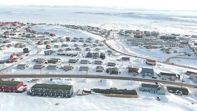 Iqaluit, Nunavut.
