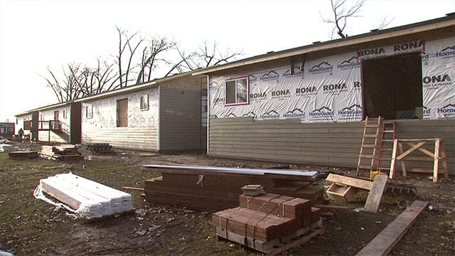 Manitoba Community Taking Advantage Of Federal Program To Build Houses