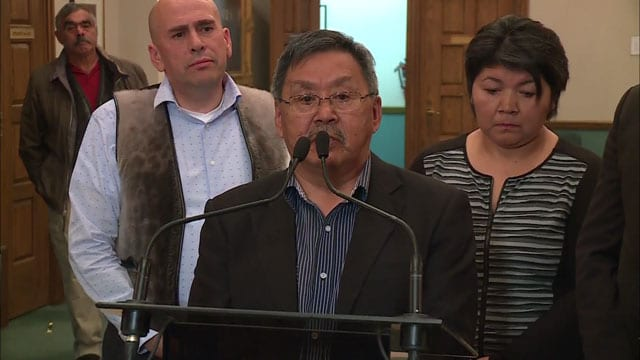 Nunatsiavut leader says 'time bomb is ticking' with Muskrat Falls flooding underway - APTN News