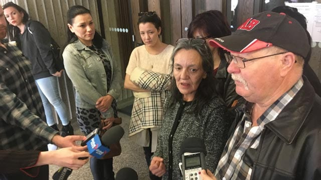 Loretta Saunders' family cheers as killer denied retrial