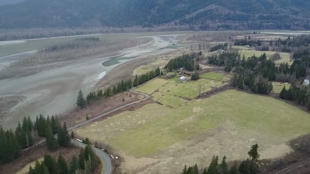 Peters First Nation along the Fraser River about 130 km east of Vancouver. Submitted.