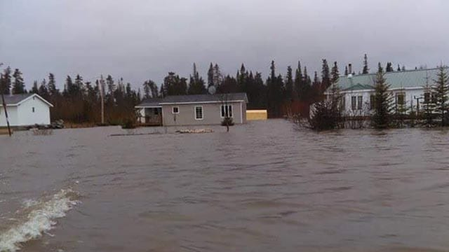 Mud Lake, Labrador. Photo courtesty Leanne Junior Rumbolt.