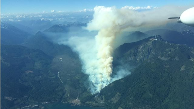Help pours in from all over Canada for evacuees, firefighters in BC