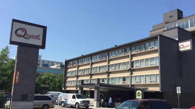 Winnipeg hotel that is supposed to help, now accused of hurting