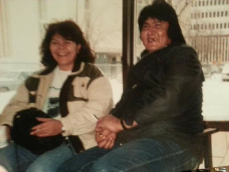 The Kentner parents: Mildred Kentner died in 2004 at age 43 from multiple myeloma. Roy Boucher, died at 50 two years earlier from a heart-attack.