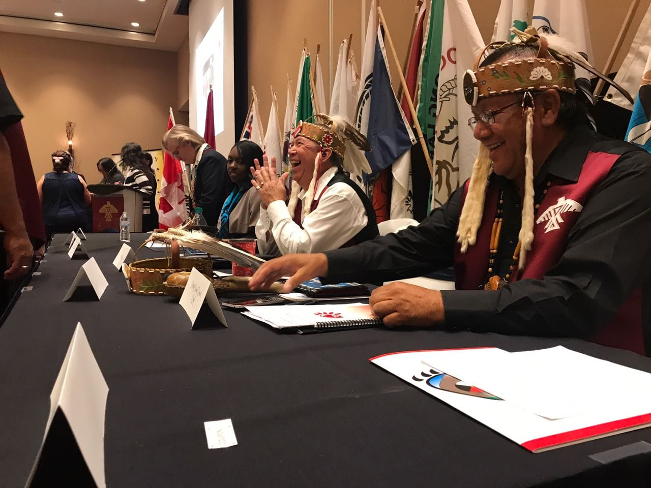 Anishinabek Nations, INAC sign 'historic' education self-government agreement