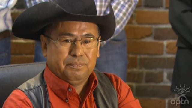 BC First Nations chief charged with sexual interference of person under 16