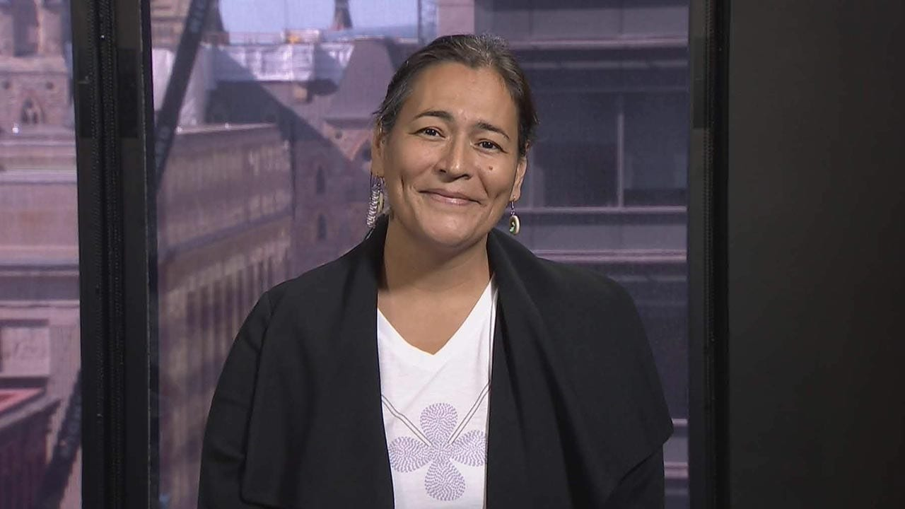 Michele Audette 1000 x 560 aptn interview Sept 21