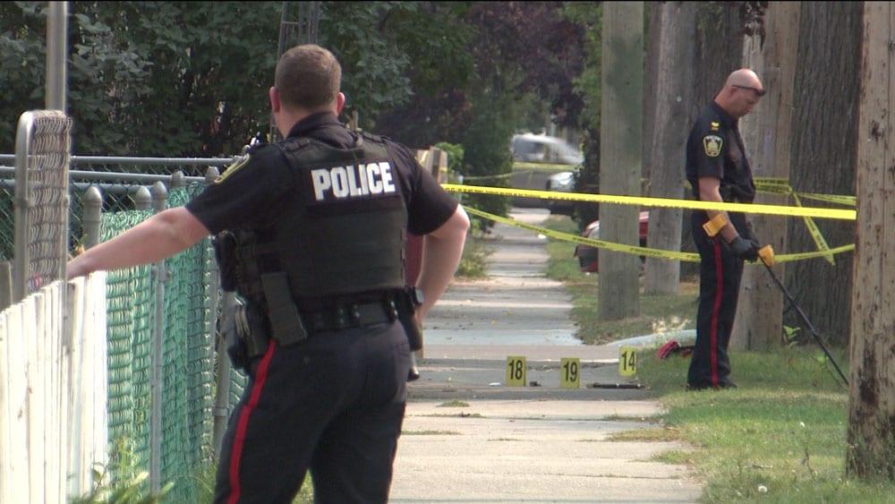 Police Fatally Shoot Winnipeg Robbery Suspect