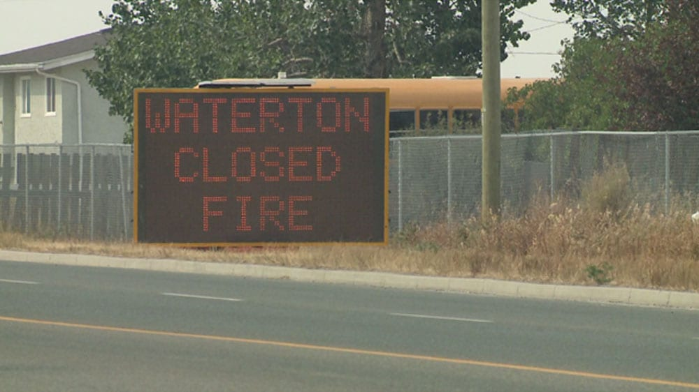 Blood Tribe declares state of emergency due to nearby wildfire