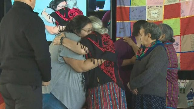 MMIWG Inquiry paving a pathway for healing