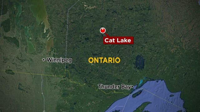 Cat Lake