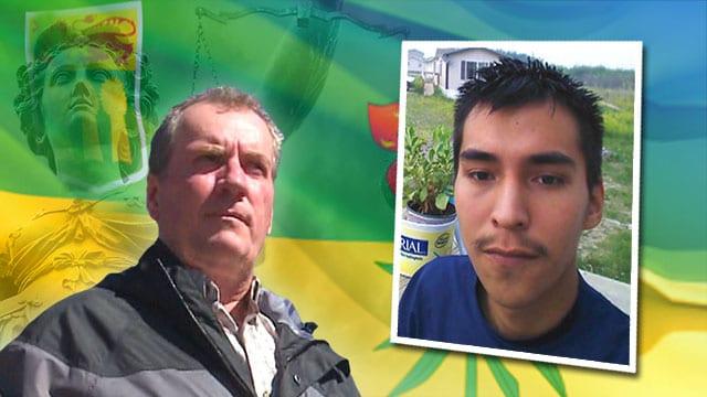 43538241347 Fatal shooting of Colten Boushie a  freak accident   defence - APTN ...