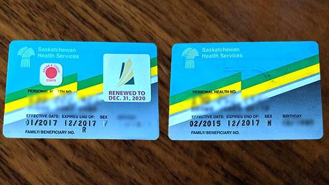 Saskatchewan Health Card Policy Raises New Questions About Gerald
