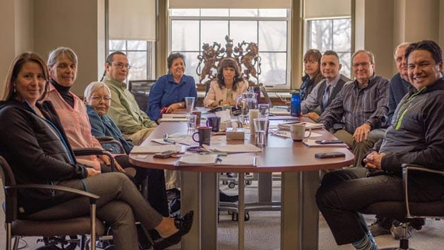 Aboriginal Advisory Committee at Lakehead University.