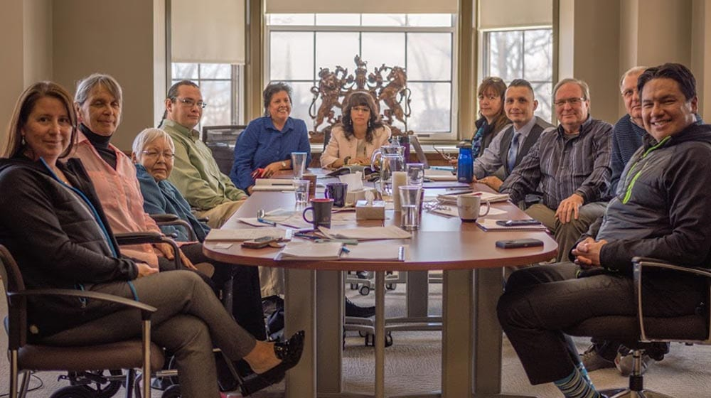 The Aboriginal Advisory Committee for the Bora Laskin Law School at Lakehead University