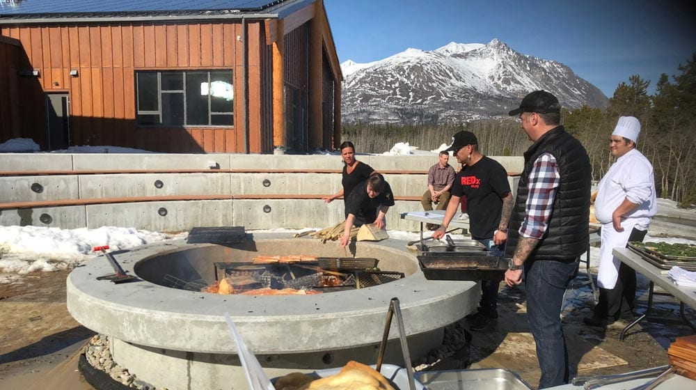 Indigenous Chefs From Across Canada Head To The Yukon For