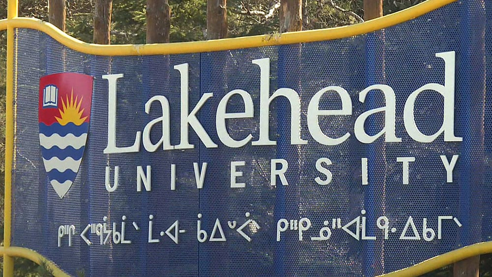 I didn't have the heart to tell her': Lakehead alumnus says