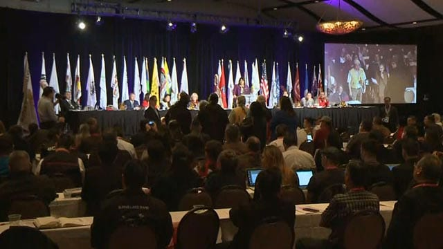 From cannabis to child welfare: Indigenous leaders hold rare special meeting on federal legislation