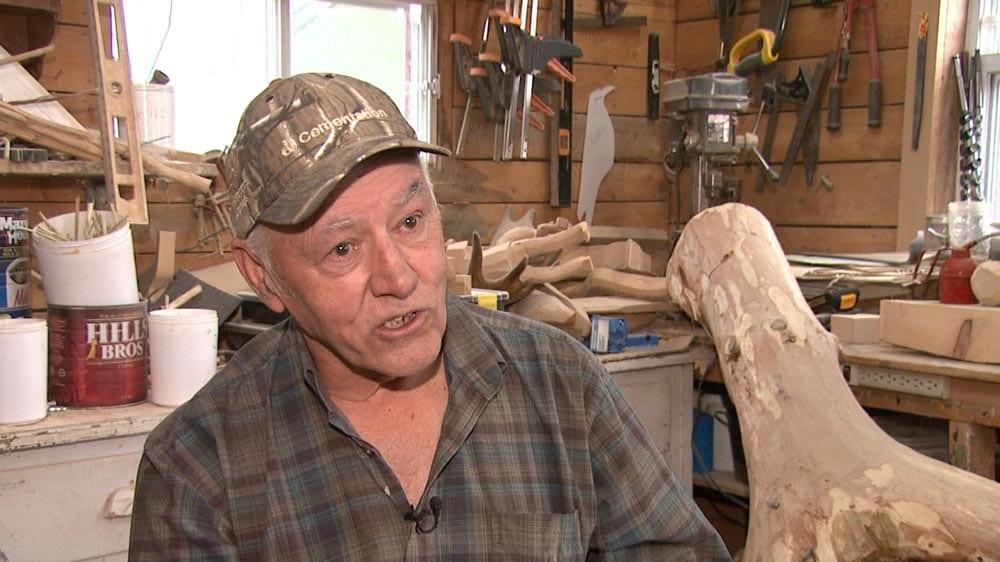 Highlands Métis Nation Association Chief Randy Roach.