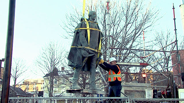 After Halifax Topples Edward Cornwallis Statue New Committee Mulls