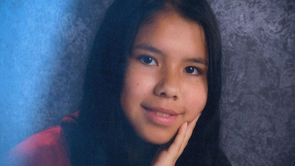 Tina Fontaine's death shocked the country. She was from Sagkeeng First Nation north of Winnipeg, Man. Photo: Hand out