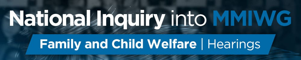 child welfare hearings