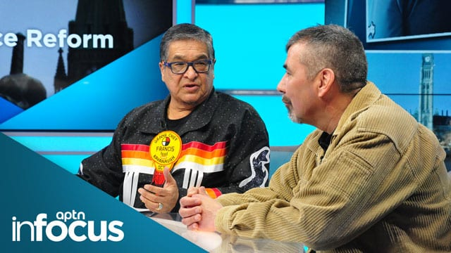 Justice system an 'industry' profiting off Indigenous offenders and victims - APTN News