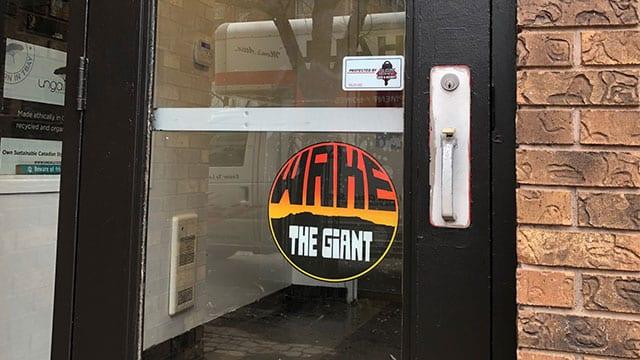 Wake the Giant