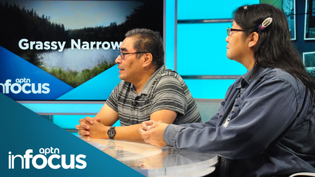 Decades of promises, but little action as mercury still takes lives in Grassy Narrows - APTN News