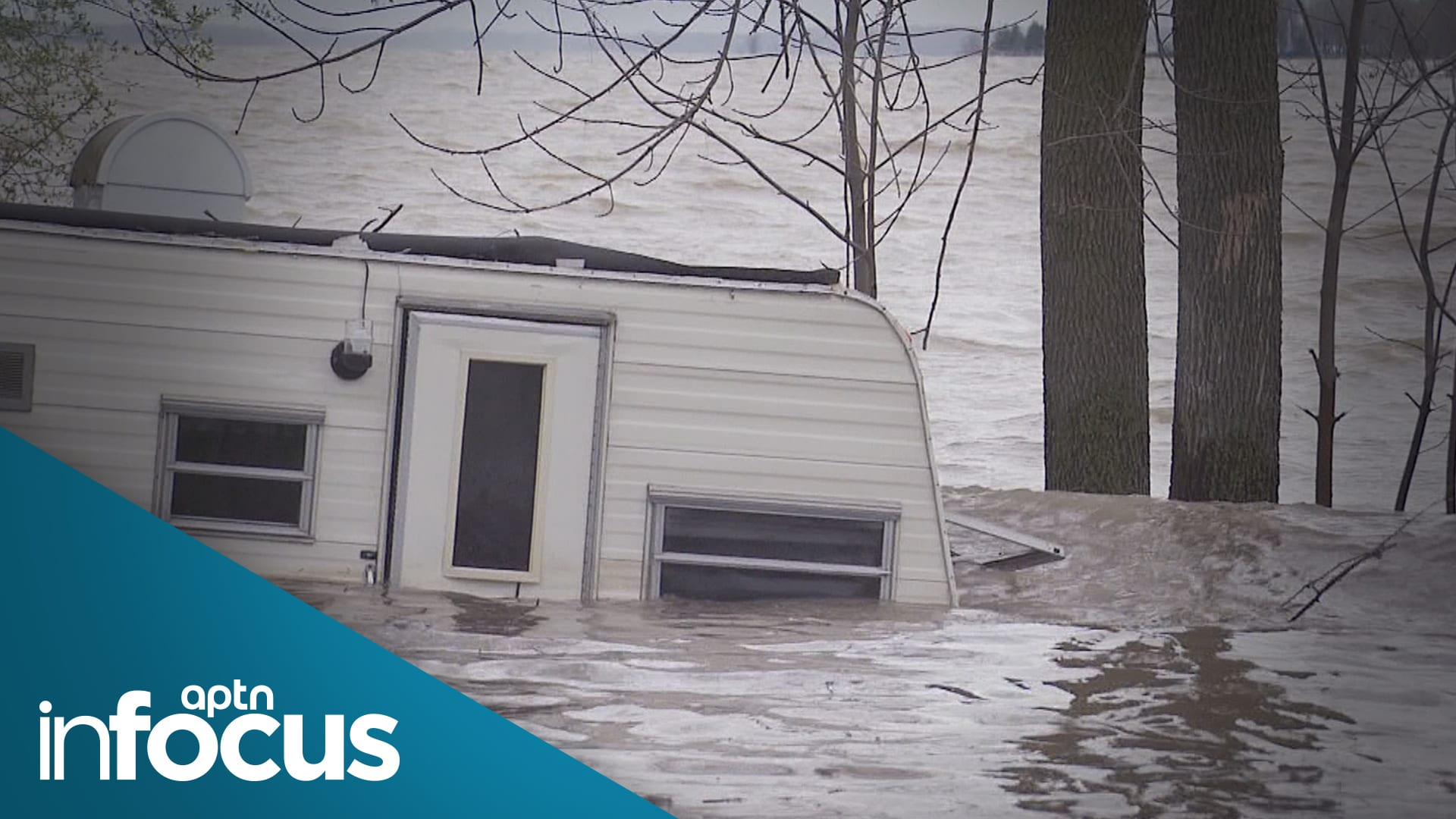 Flood evacuees for eight years, Little Saskatchewan residents finally have a place to go home to - APTN News