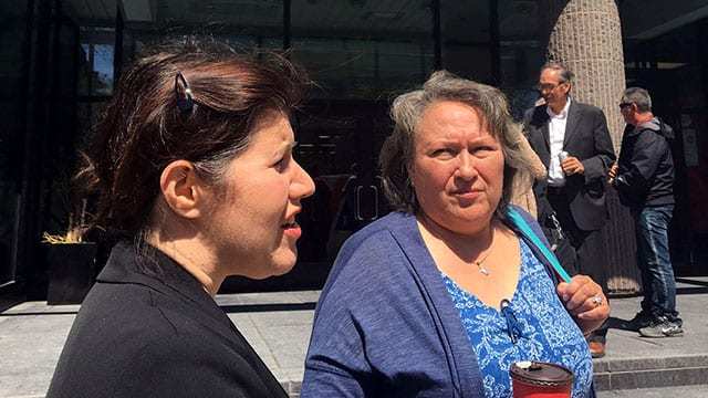 'I had to do something': Day school survivor convinces national chief to try and stop legal challenge - APTN News