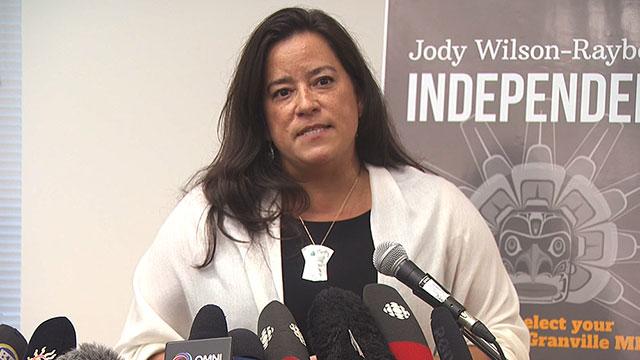 Jody Wilson-Raybould heading back to Ottawa as voters elect Liberal minority government - APTN News