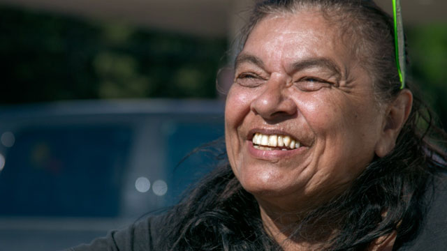 The journey of Gladys Radek and her fight for human rights - APTN News