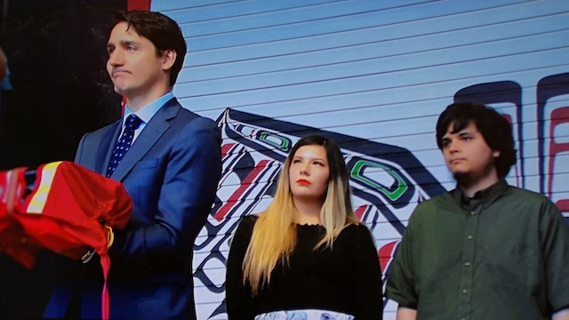 'It's so important for him to say it': Pressure mounts for Trudeau to admit present day genocide - APTN News