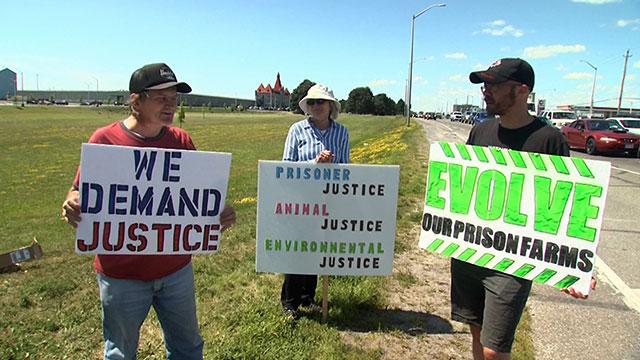 Liberals to re-open Kingston prison farms that critics say will exploit inmate labour - APTN News