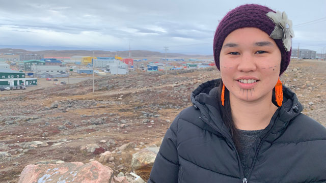 Nunavut's NDP candidate in federal election is 25, just like the Inuit who founded the territory - APTN News