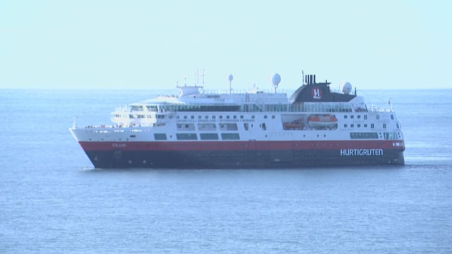Opening of Northwest Passage opens Arctic to cruise ships but at what cost? - APTN News