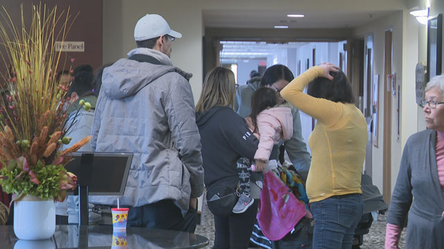 Winnipeg hotels, convention centre filling up as people still homeless after snow storm - APTN News