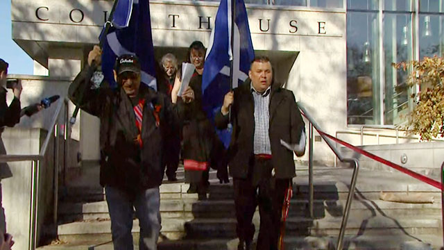 Métis stake claim for swath of northern Saskatchewan and Alberta - APTN News