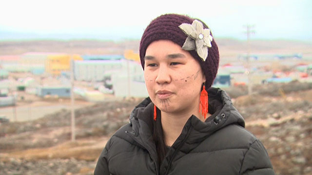 Nunavut turns to youth and NDP candidate to try and get equality from Ottawa - APTN News