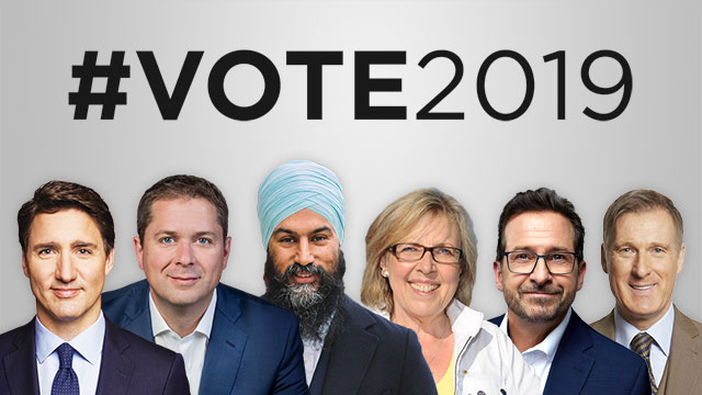 #vote2019: Climate change and drinking water top Indigenous issues in federal election - APTN News