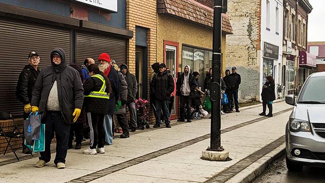 Bear Clan food security program expecting to serve 40K people in one of Winnipeg's 'food deserts' - APTN News