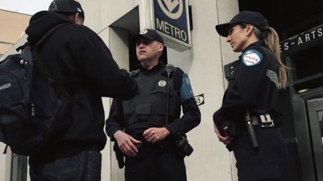 Indigenous women denounce 'devastating' random street checks in Montreal - APTN News