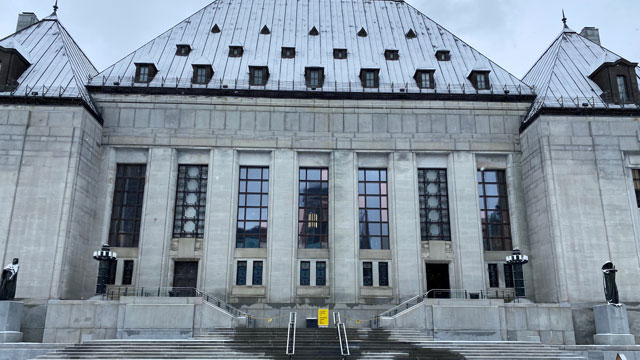 Supreme Court unanimously dismisses B.C. appeal of Trans Mountain