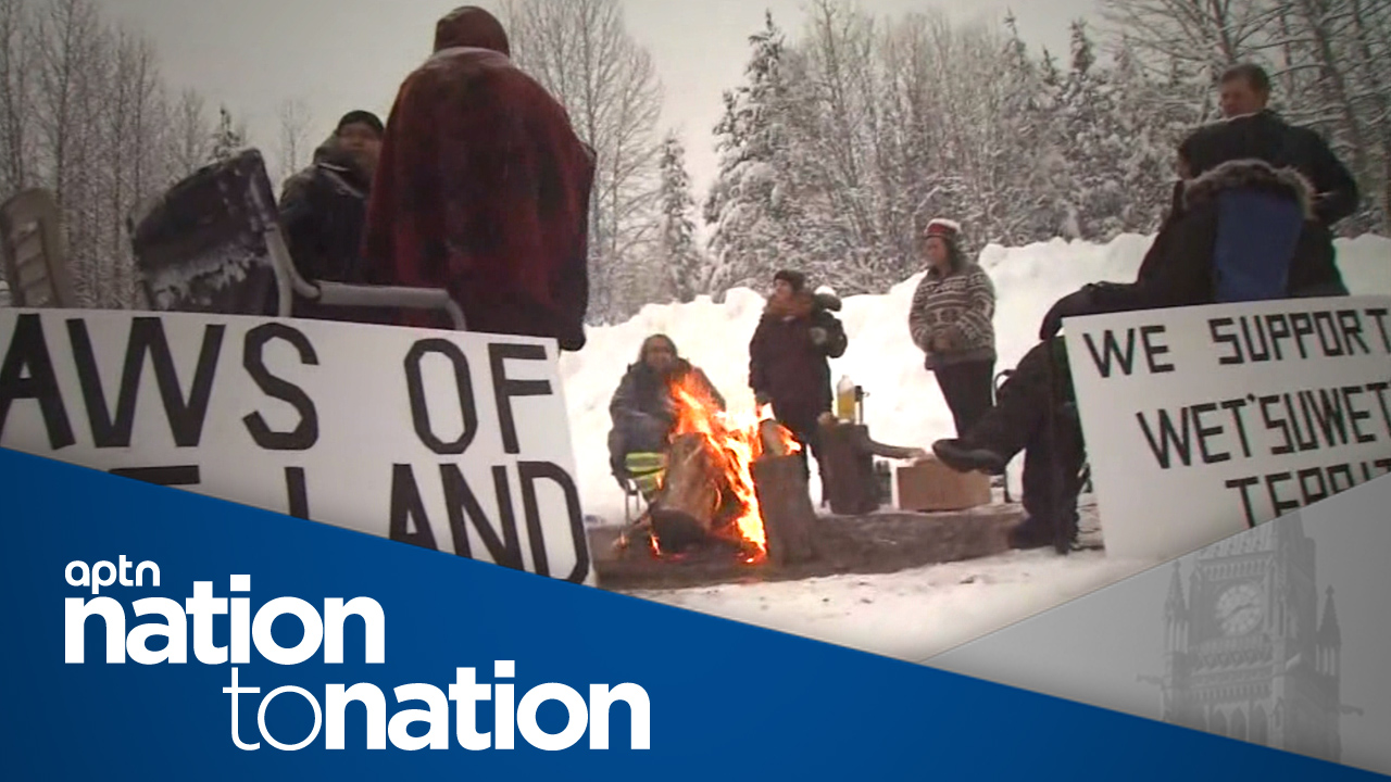 Traditional vs. Indian Act: Perry Bellegarde explains where he sits on Wet'suwet'en - APTN News