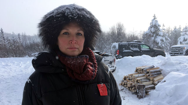 Stellat'en First Nations squatter on Wet'suwet'en land