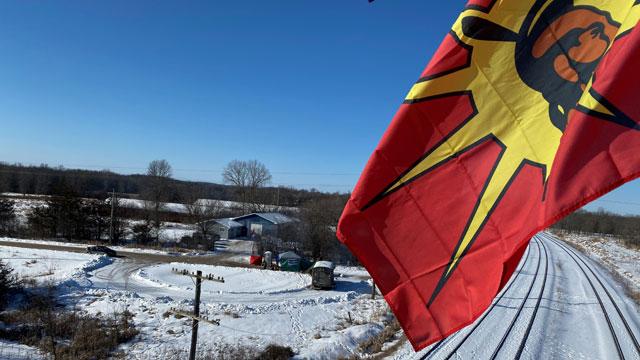 Mohawk-Flag